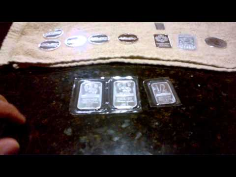 Review of Northwest Territorial Mint (First Purchased)