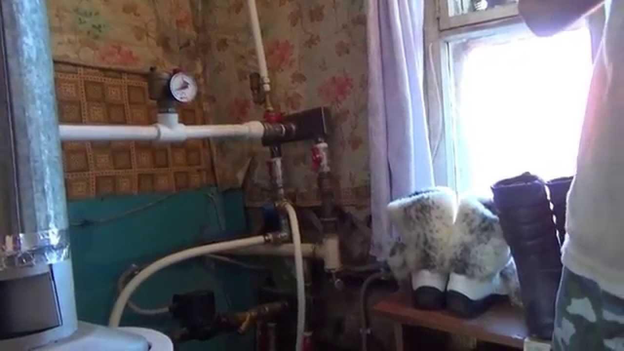 теплый пол схема насоса и смесительного узла валтек