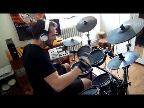 "S.O.D ""Make Room"" Drum Cover by Fabrice Goddi"