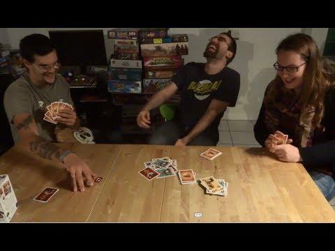 Wa Chat Bi parties à 3 joueurs