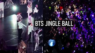 BTS 방탄소년단 Jingle Ball FANCAM (Full Performance)