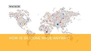 How is silicone made anyway?