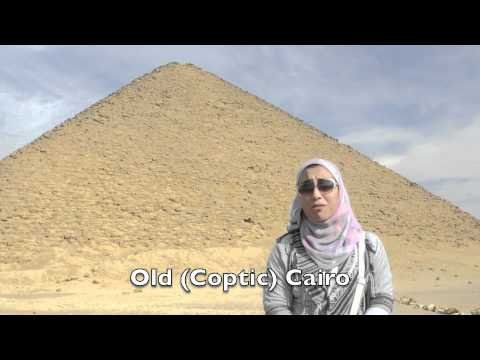 Is It Safe to Travel to Egypt? From the Red Pyramid, Near Cairo