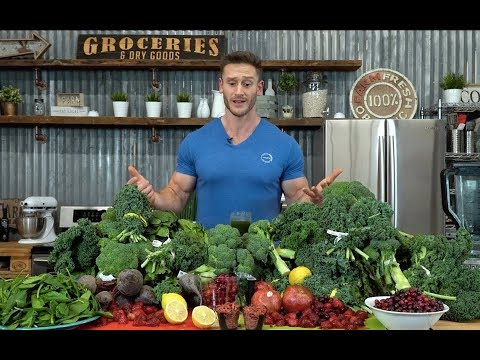 The Key Superfood Fruits For Burning Fat & Getting Six Pack Abs