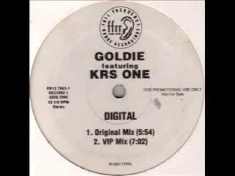 Goldie & KRS One   Digital VIP mix