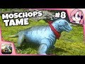 MAX LEVEL MOSCHOPS TAME! EASY GATHERER! | ARK Mobile Beginner's Guide | Singleplayer EP 8