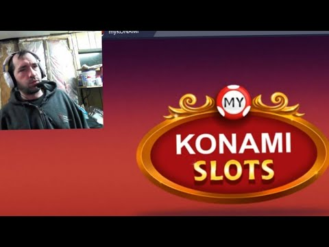 MY KONAMI SLOTS Vegas Casino Slot Machines Free Mobile Game Android / Ios Gameplay Youtube YT Video