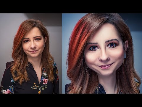 How to Make Caricature in Photoshop