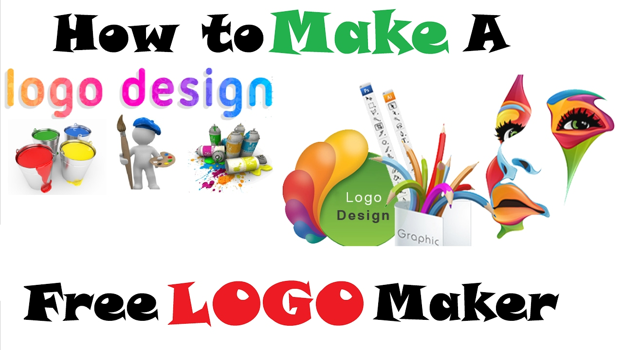 How to create free logo in 5 minute free online logo - Design a building online free ...
