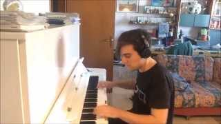 Little Mix - Secret Love Song (ft. Jason Derulo) (Piano Cover) || by Alex Shade