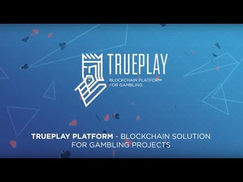 TruePlay : Platform Solution for Online Gambling – TPLAY Token ICO