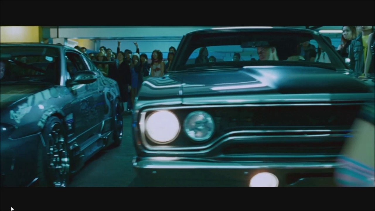 Fast and Furious Dominic Toretto in Tokyo drift - YouTube