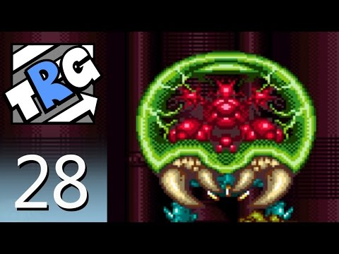 Super Metroid – Episode 28 [Finale]: Escape from Zebes