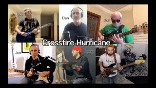 Crossfire Hurricane at Live From The Garage 19