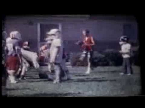Classic Front Yard Football Bowl 1967 Graham Steers in-the-making