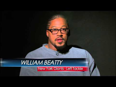 WILLIAM BEATTY, New York Giants on Gospel Music