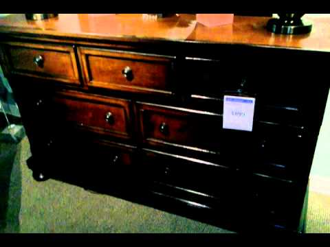 Porter bedroom set - YouTube