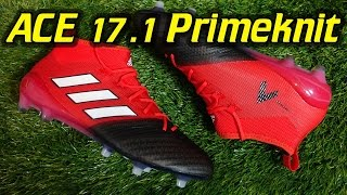 more photos ce18e c964c Adidas ACE 17.1 Primeknit (Red Limit Pack) - Review + On Fee