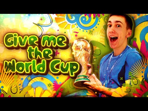 HICCUPS? | GIVE ME THE WORLD CUP | FIFA 14 Ultimate Team