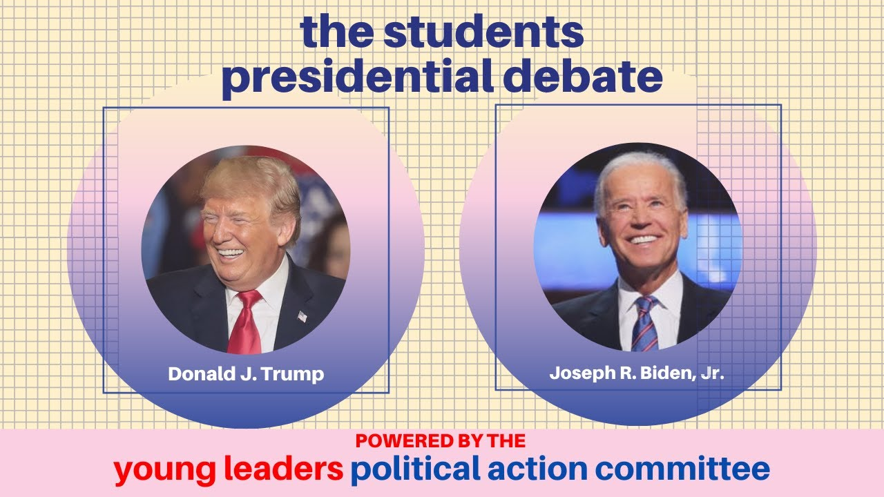 Young Leaders PAC Hosts Students Presidential Debate