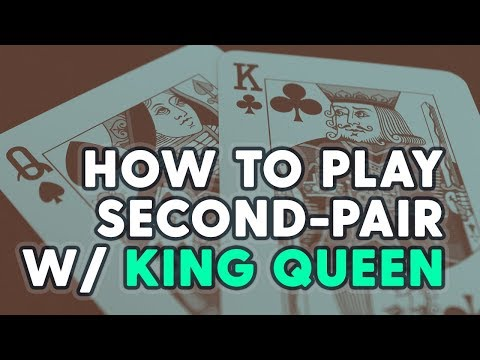 Bet Or Check King Queen On AQ3? | SplitSuit
