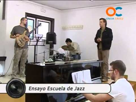 Escuela de Jazz y Música Moderna de la Univesidad de Cádiz (Programa Reporteros - Onda Cádiz)