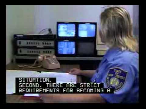 Security Guard Job Description - YouTube