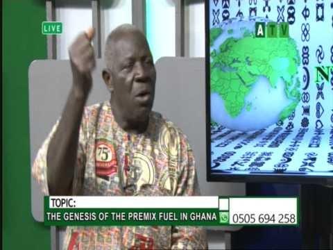 ATV Nyadzordzorwo 14th July 2015 The Genesis of Premix fuel in Ghana