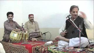 Ustad Fateh Ali Khan At Naushahro Feroze-Raag Bhairvi (Sindhi Music). mp4