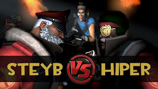 STEYB UP vs HIPER