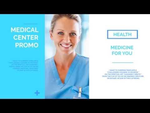medical presentation medical healthcare after effects template