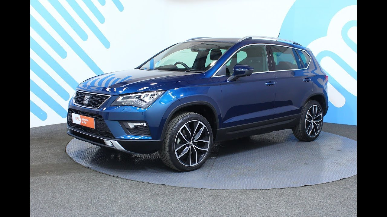 SEAT Ateca 2.0 TDI Xcellence Hatchback DSG 4Drive 5dr