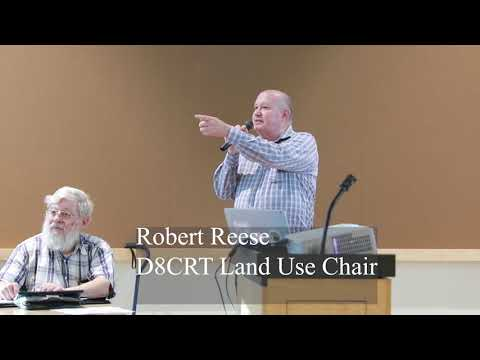 D8CRT Land Use Discussion for Evegreen and San Jose