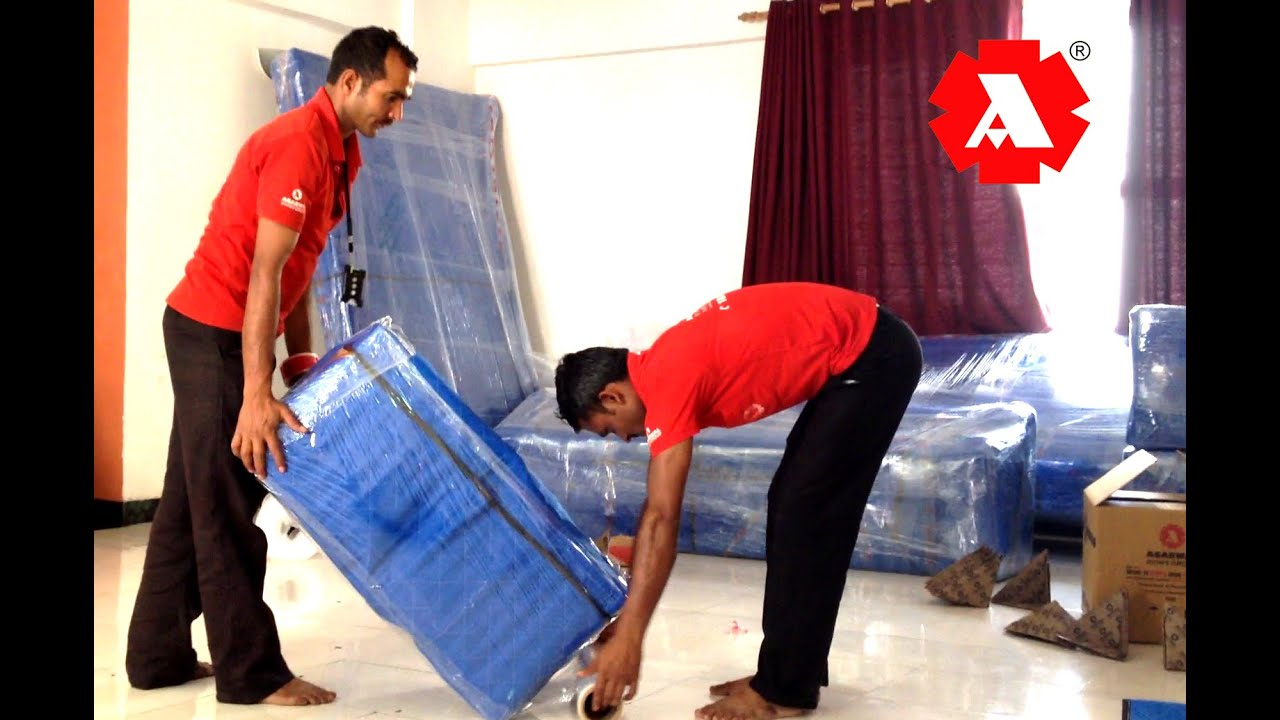Agarwal Packers And Movers Packing Process Youtube