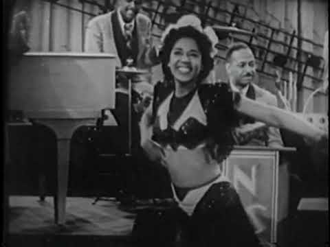 Soundie: Everyone's Jumpin' Now (1946, Noble Sissle and His Orchestra, Mable Lee)