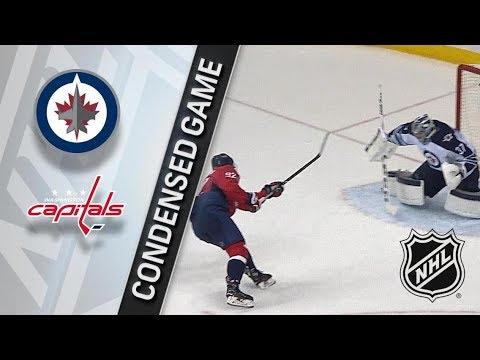 efd488b878a Winnipeg Jets vs Washington Capitals March 12