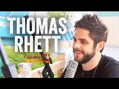 Thomas Rhett - Why His Wife is More Popular than Him [Artist Interview]