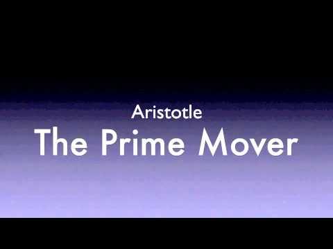 explain aristotles understanding of the prime mover essay