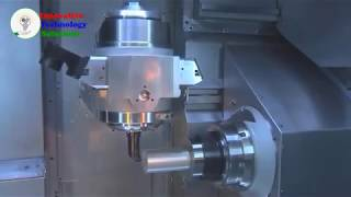 Amazing technology Metalworking  CNC  Lathe Machine Compilation