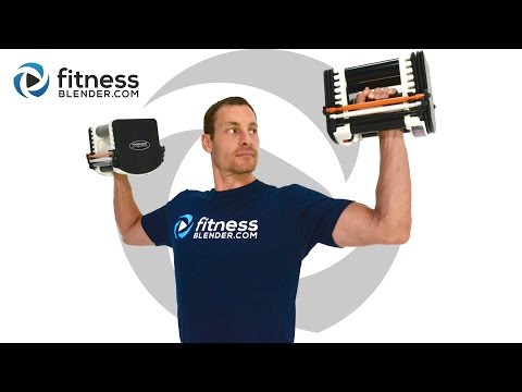 At Home Upper Body Strength Workout Guaranteed Muscle Burnout