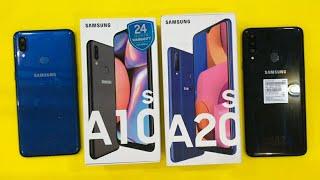 Samsung Galaxy A10s vs Samsung Galaxy A20s