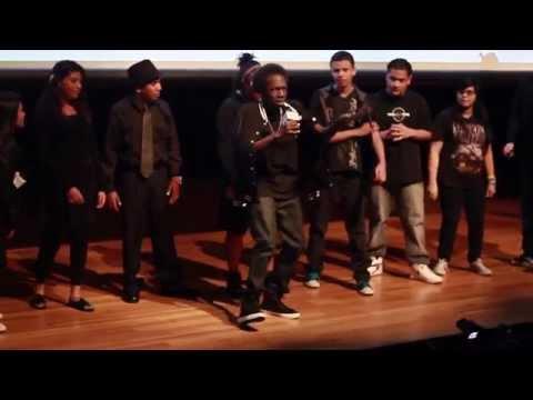 Superhero Rap: Kevin Rhitz at TEDxYouth@Houston