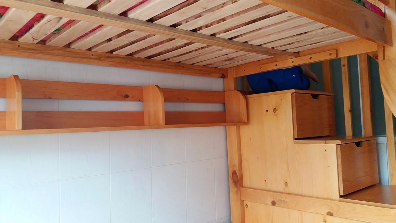 Giá giường tầng bằng gỗ cho bé tại Căn hộ Hưng Ngân Garden, Tân Chánh Hiệp, Quận 12, TP HCM 2020