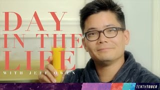 A Day in The Life with Jeff Owen from Tenth Avenue North #TENTHtober
