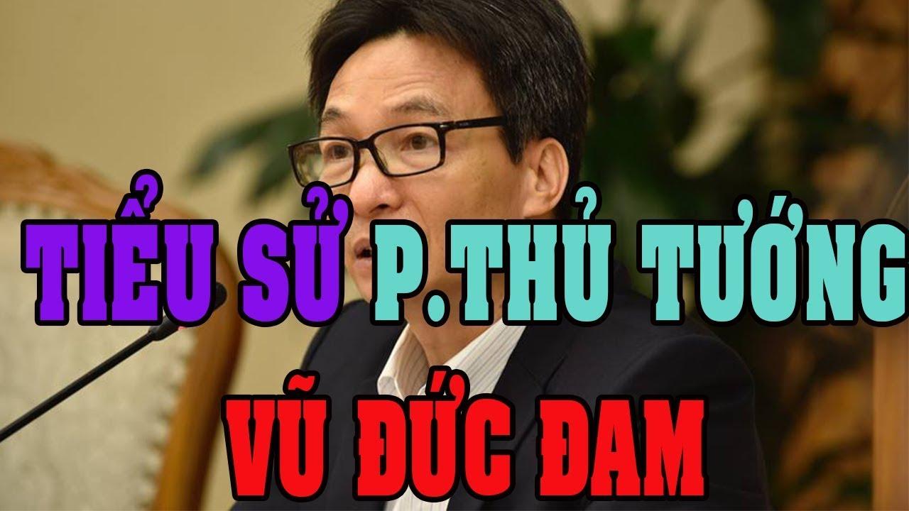 Tiểu sử Vũ Đức Đam, Phó thủ tướng chính phủ nước Việt Nam
