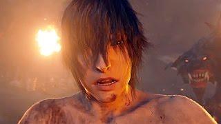 Final Fantasy XV - НАИКРУТЕЙШИЙ CGI РОЛИК