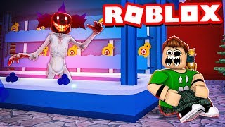 SURVIVE THE TRADE MONSTRUO in ROBLOX !! | Roblox Camping Part 35