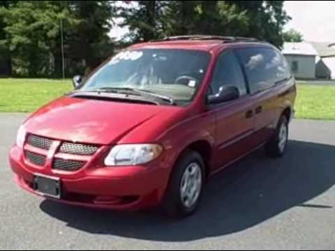 2003 dodge grand caravan se youtube. Black Bedroom Furniture Sets. Home Design Ideas