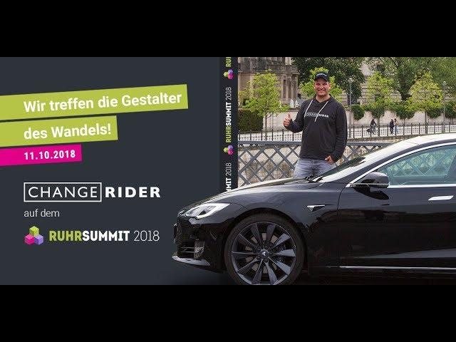 ChangeRider RuhrSummit Special