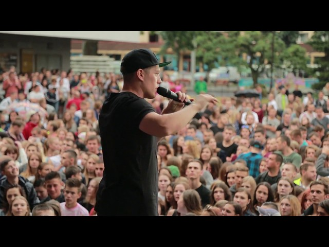 Kutless in Ukraine with EOTA Ministries